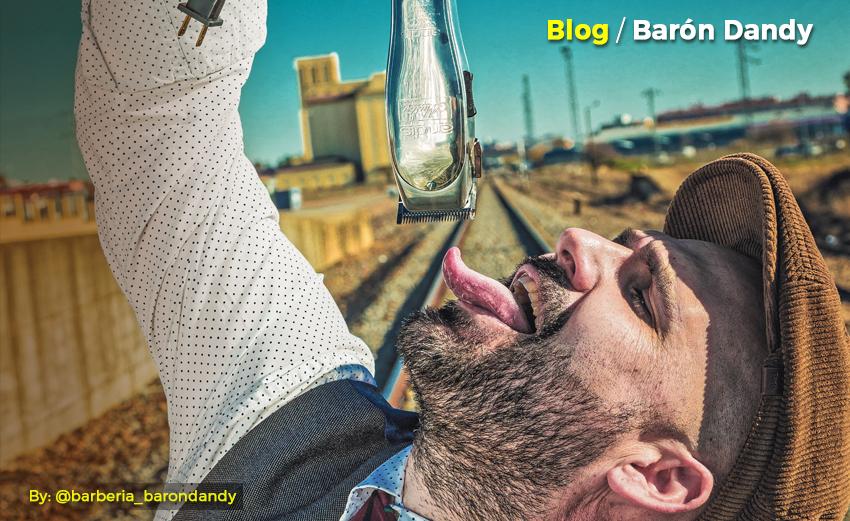 Baron dandy barbero españa andis wahl