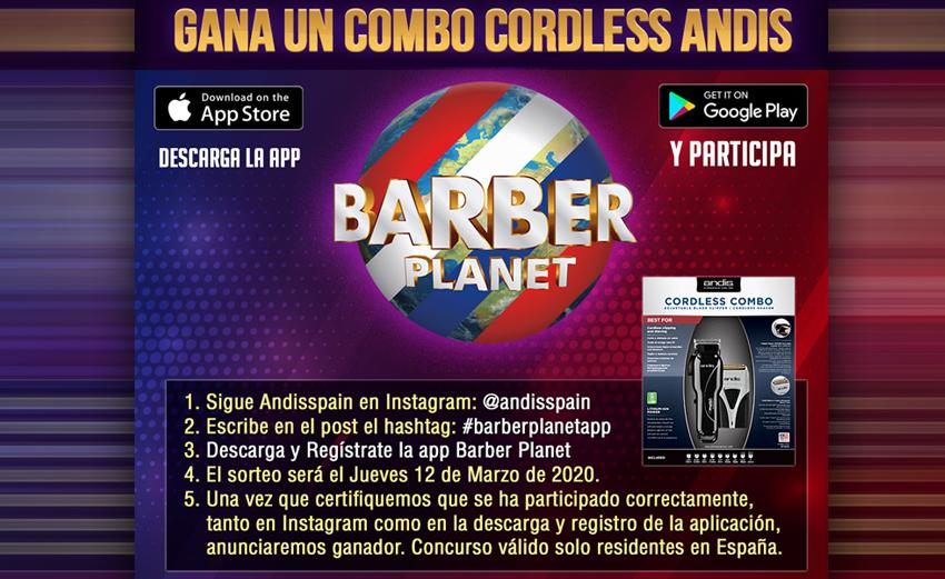 concurso andis wahl combo cordless juanjo ruzaba barberplanet app