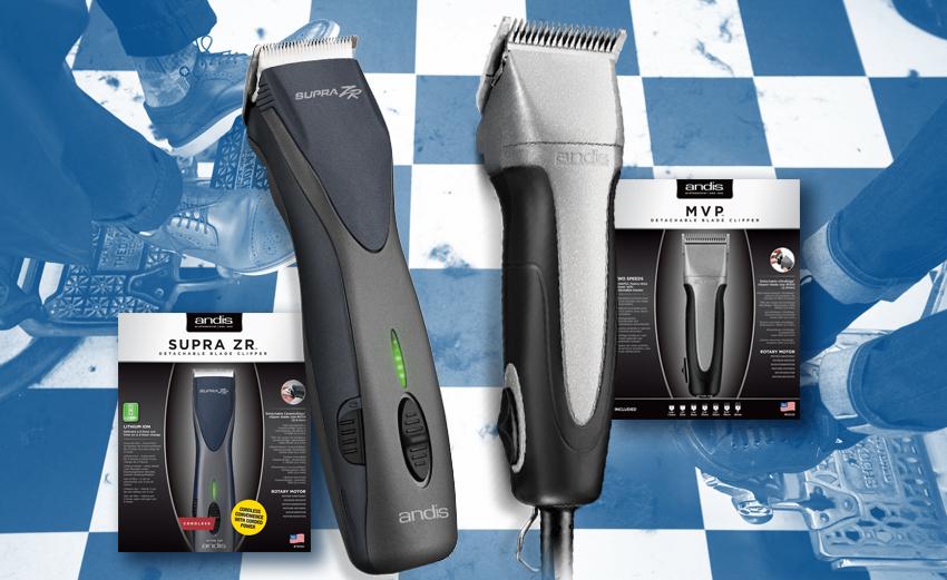 máquinas de competición MVP SUPRA ZR andis cuchillas ultraedge ceramic edge