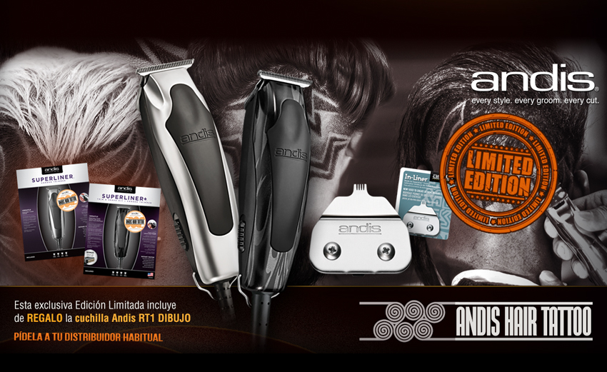 promo primavera andis hair tattoo