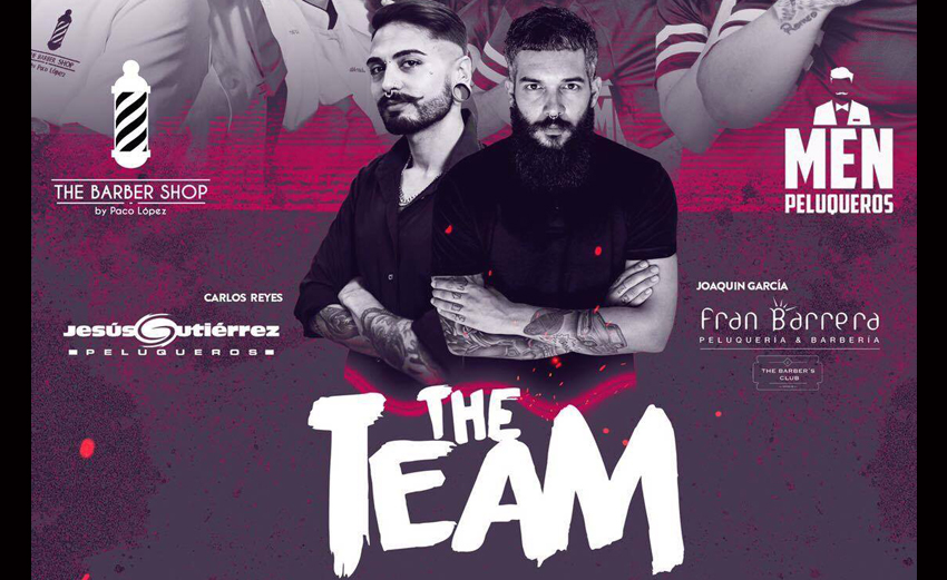 evento-The-Team-Sevilla-fran-barrera-paco-lopez-men-peluqueros